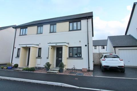 2 bedroom semi-detached house for sale - Westleigh Way, Plymstock