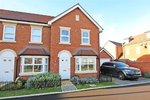 2 bedroom end of terrace house for sale - Reservoir Crescent, Reading, Berkshire, RG1