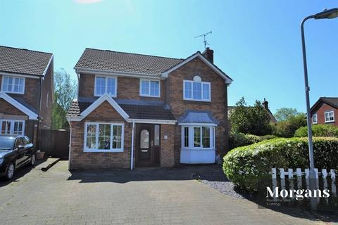 4 bedroom detached house for sale - Meadowgate Close, Whitchurch, Cardiff