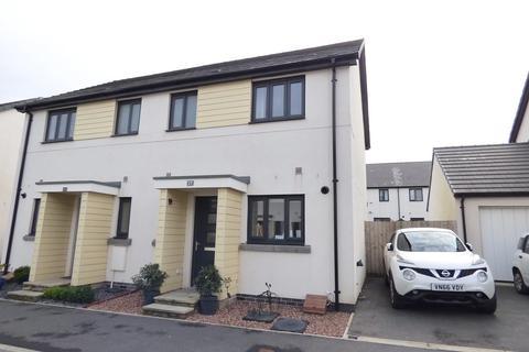 2 bedroom semi-detached house for sale - Westleigh Way, Saltram Meadows, Plymstock
