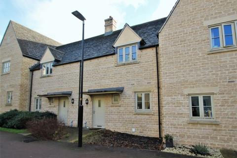 2 bedroom terraced house for sale - Peckham Walk, Cirencester, Gloucestershire.