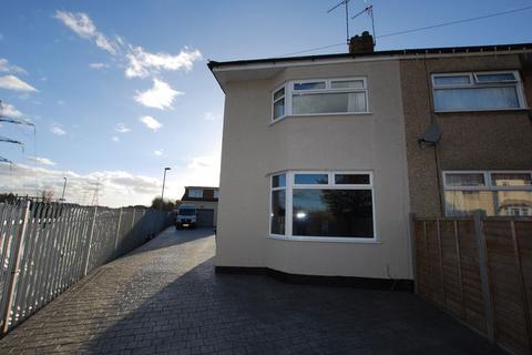 2 bedroom semi-detached house to rent - Wallscourt Road South, Bristol