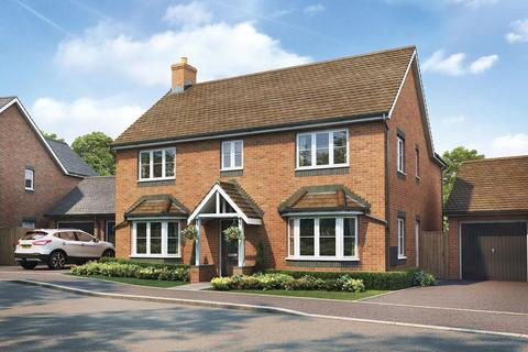 4 bedroom detached house for sale - Plot 37, Oaklands Park, Shawbury, Shrewsbury SY4