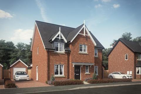 4 bedroom detached house for sale - Woodfields, Hinstock