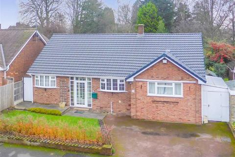 3 bedroom bungalow for sale - Gilmorton Close, Harborne