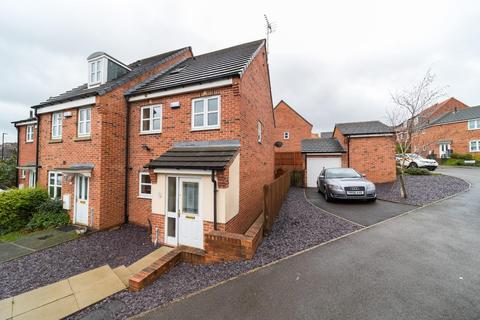 4 bedroom townhouse for sale - Myrtle Drive, Sheffield