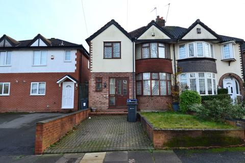 3 bedroom semi-detached house for sale - Ryde Park Road, Rednal, Birmingham, B45