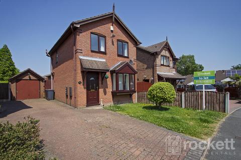 3 bedroom detached house to rent - Springfield Drive, Kidsgrove, Stoke-On-Trent