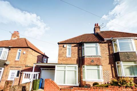 3 bedroom semi-detached house for sale - Lanercost Drive, Fenham, Newcastle upon Tyne, Tyne and Wear, NE5 2DE