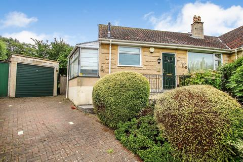 2 bedroom semi-detached bungalow for sale - Holcombe Close, Bath BA2