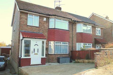 3 bedroom semi-detached house for sale - Benenden Road, Rochester