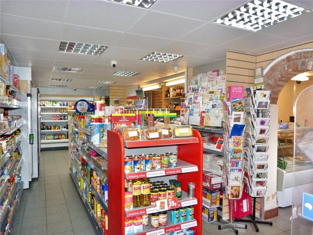 Retail Sales Area