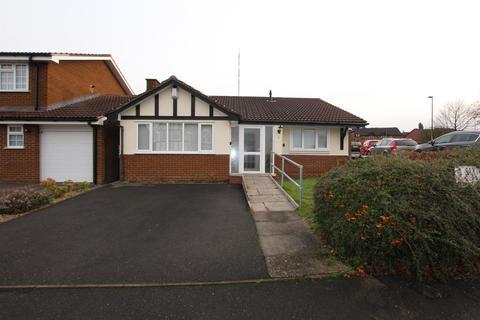 2 bedroom detached bungalow for sale - Saxton Drive, Sutton Coldfield, B74 4XZ
