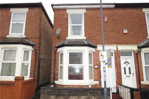 3 bedroom end of terrace house for sale - Belvoir Street, Derby