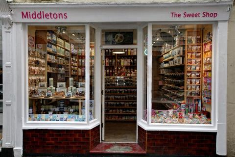 Retail property (high street) for sale - Fore Street, Fowey