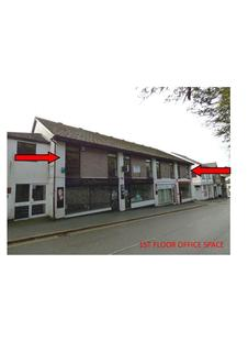 Office to rent - 1 Savoy Buildings St Austell Cornwall