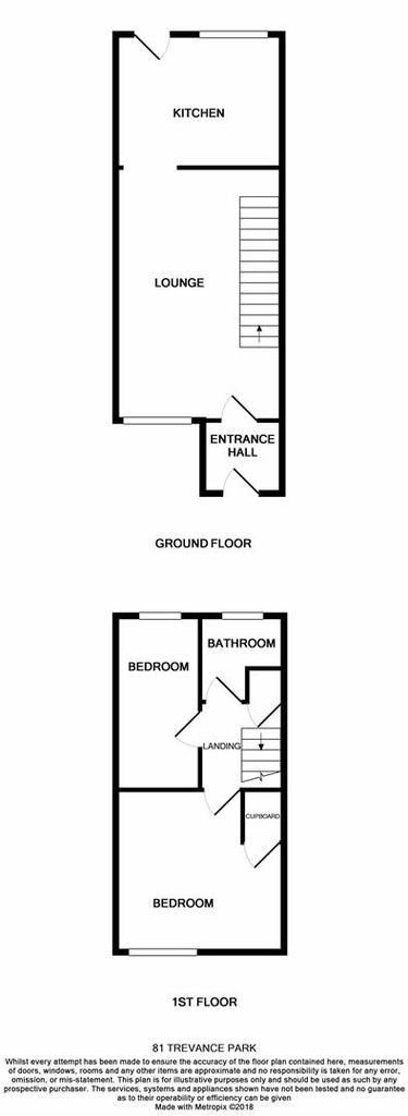 Floorplan: 81 Trevance Park Floorplan.JPG