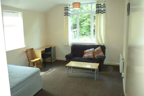 Studio to rent - Summerfield Crescent, Edgbaston, Birmingham, B16