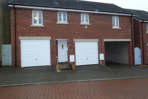 1 bedroom flat for sale - Clos Yr Ywen , Coity, Bridgend. CF35 6DG