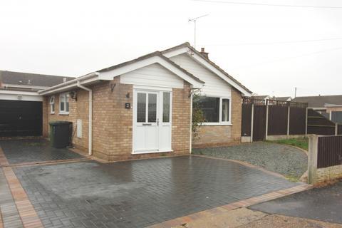 3 bedroom detached bungalow for sale - Raven Close, Bradwell, NR31