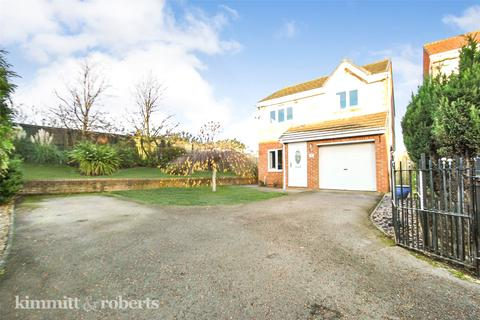 3 bedroom detached house for sale - Churston Close, Newbottle, Houghton-Le-Spring, DH4