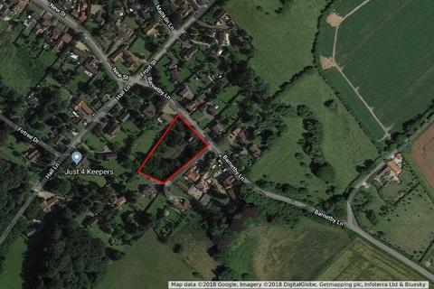 Land for sale - DEVELOPMENT SITE, 6 BARNETBY LANE, ELSHAM, BRIGG
