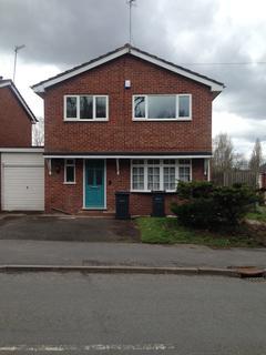 4 bedroom detached house to rent - Vicarage Road, Harborne, Birmingham B17