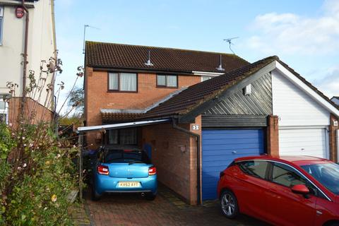 3 bedroom semi-detached house for sale - Woodborough Gardens, Wakes Meadow, Northampton NN3 9US
