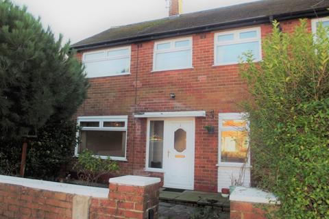 2 bedroom terraced house to rent - Lyndhurst Drive, Preston, Lancashire, PR2