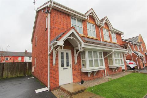 3 bedroom semi-detached house for sale - October Drive, Anfield, Liverpool