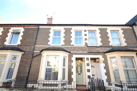 4 bedroom terraced house for sale - Moy Road, Roath, Cardiff, CF24