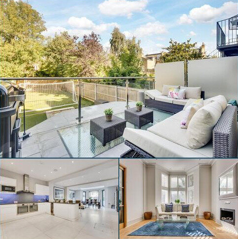 5 bedroom terraced house for sale - Geraldine Road, London, SW18