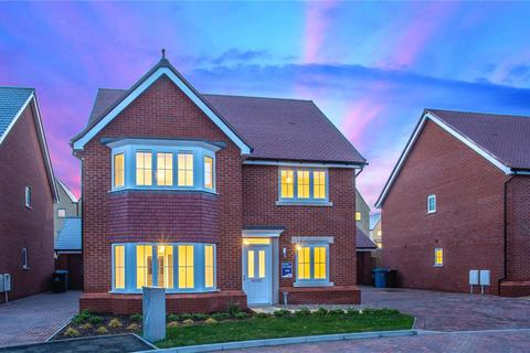 5 bedroom detached house for sale - Plot 126 Dorchester - Ribbans Park, Foxhall Road, Ipswich, Suffolk, IP3