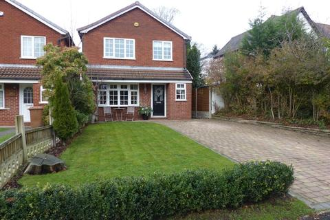 3 bedroom detached house for sale - Manor Road, Streetly