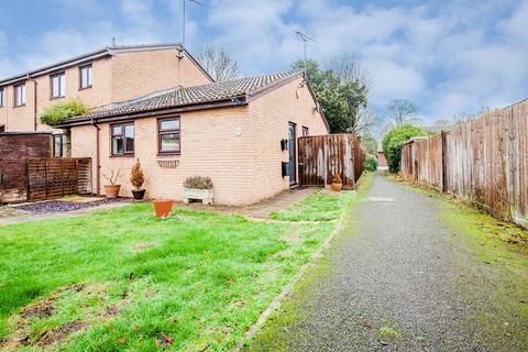 2 bedroom semi-detached bungalow for sale - Glebe Close, Maids Moreton