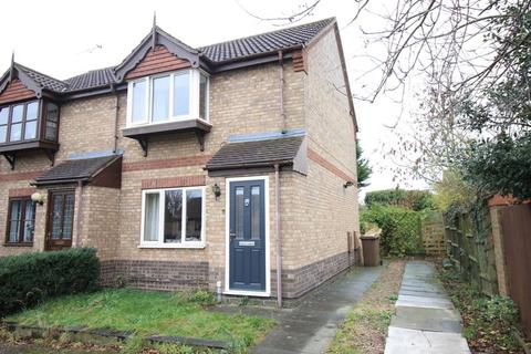 2 bedroom semi-detached house for sale - Lodge Drive, Branston