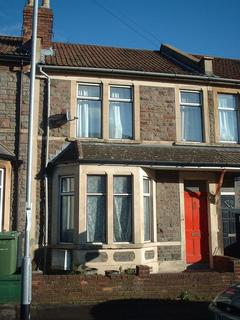 2 bedroom terraced house to rent - Radnor Road, Horfield, Bristol