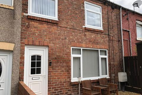 2 bedroom terraced house to rent - Myrtle Street, Ashington