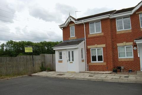3 bedroom terraced house for sale - ** CHAIN FREE ** Allonby Mews, Cramlington