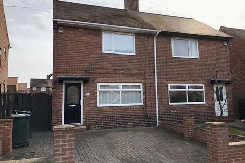 2 bedroom semi-detached house to rent - *AVAILABLE EARLY OCTOBER  * Savory Road, Wallsend