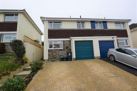 3 bedroom semi-detached house for sale - Grieg Drive, Barnstaple