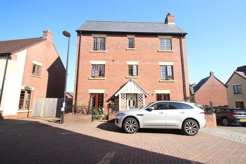 5 bedroom detached house for sale - Yewtree Moor, Lawley Village, Telford