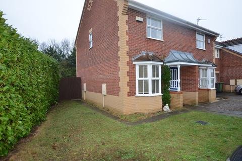 2 bedroom semi-detached house for sale - Speyside Court, Orton Southgate, Peterborough, PE2