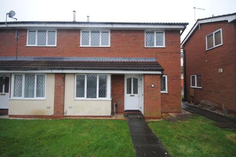 2 bedroom semi-detached house to rent - Underhill Close, Newport