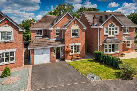 4 bedroom detached house for sale - Silverdale Close, Church Aston, Newport, TF10 9FA