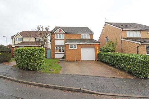 4 bedroom detached house for sale - Denison Way, St Fagans