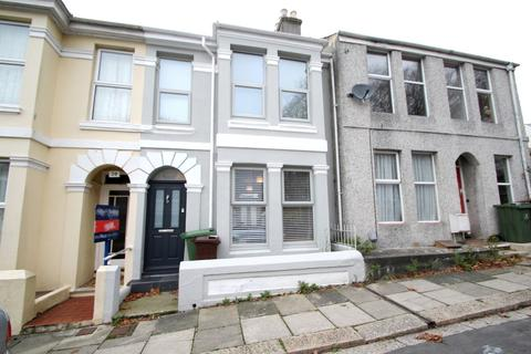 3 bedroom terraced house to rent - Oxford Avenue, Peverell, Plymouth