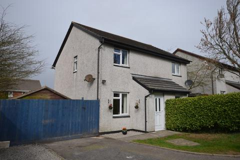 2 bedroom semi-detached house to rent - Threemilestone