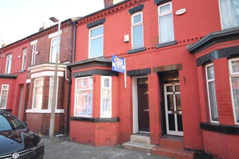 3 bedroom terraced house to rent - Grange Street Salford M6