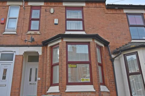 6 bedroom end of terrace house to rent - Rothesay Avenue Nottingham NG7